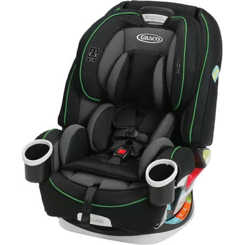 Graco 4-Ever All-In-One Convertible Car Seat - $124 YMMV