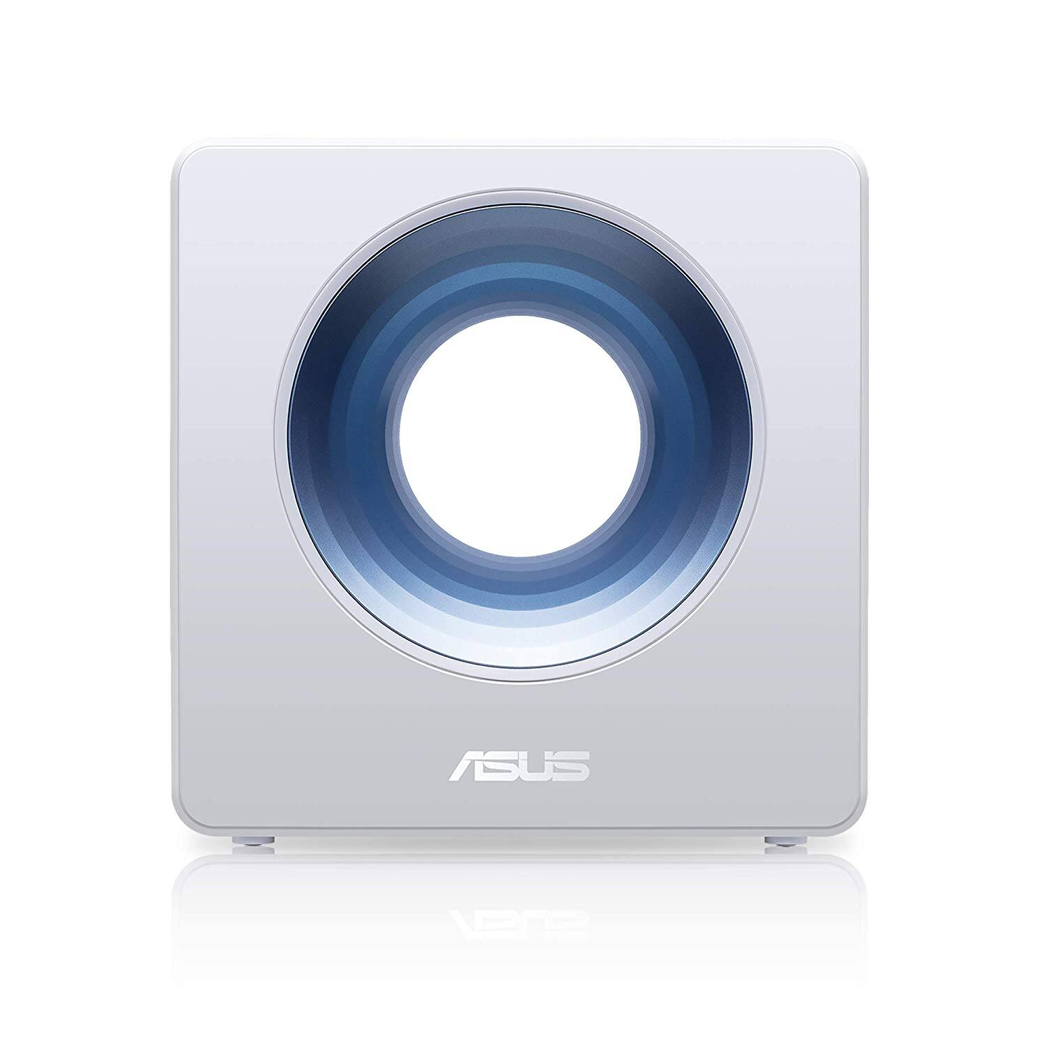 Asus Blue Cave AC2600 Dual-Band Wireless Router for Smart Homes, Featuring Intel WiFi Technology and AiProtection Network securi [AC 2600] $89.99