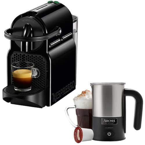 Nespresso inissia bundle with frother at buydig.com only 129.00 fs