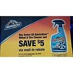 Armor All Quicksilver Wheel & Tire Cleaner - $0.47 AC/AR Walmart B&M