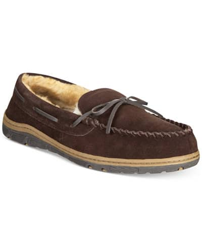 Rockport Suede Slippers $14.99  75% off!