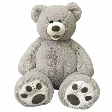 "25"" Plush Bear from Costco $7.99"