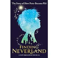 Finding Neverland Musical $  95 ORCH Seats 35% Off Ticketmaster Code (NEW YORK CITY)