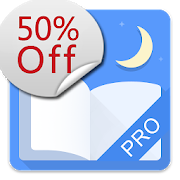 Moon+ Reader Pro for Android (50% OFF) $2.49