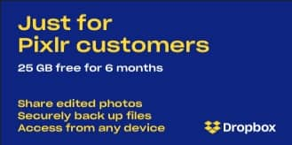 Free 25 GB Dropbox Space for 6 Months