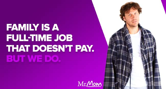 Get $3 in Vudu credit for your thoughts about Mr. Mom