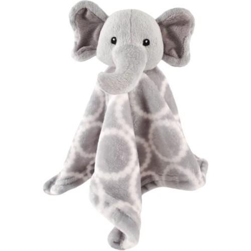 Hudson Baby Animal Friend Plushy Security Blanket, Gray Elephant $6.40