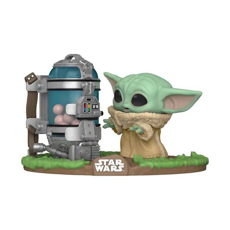 POP! Star Wars: The Mandalorian The Child with Egg Canister - $18.74