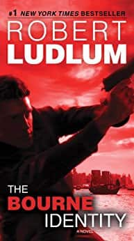 The Bourne Identity, Kindle eBook $2.99