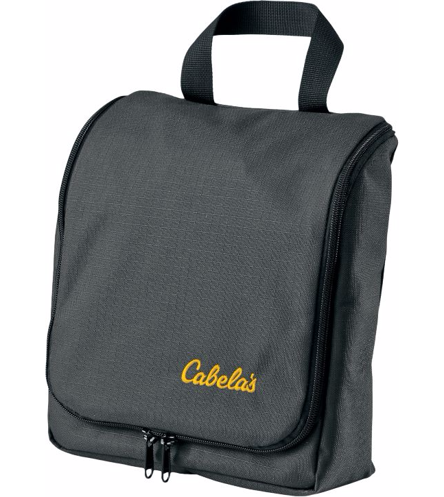 Cabelas Extra Large Toiletry Bag- $15.88 (reg $39.99) coral color only ( Free Store Pick UP)