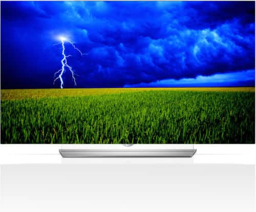 LG 65EF9500 65-Inch 4K Ultra HD Smart OLED TV $3299