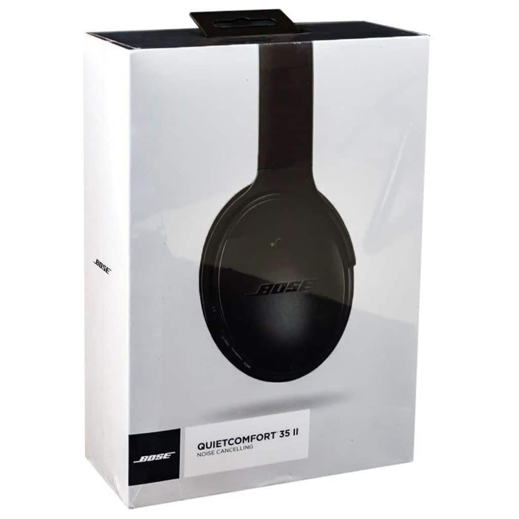 bose QuietComfort 35 Series II Wireless Noise Cancelling Headphones $244