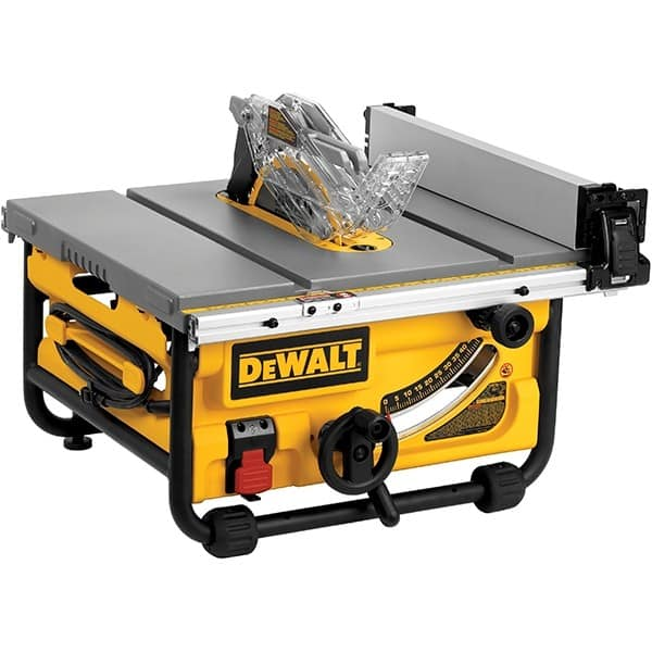 Dewalt Dwe7491rs 10 Jobsite Table Saw W Rolling Stand 349 30 Free Shipping Or