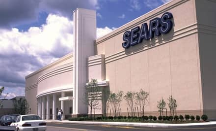 Sears in-store coupon through Groupon - $30 coupon @ $20 - $60 coupon @ $40 - $100 coupon @ $70 - Promo value exp 7/15