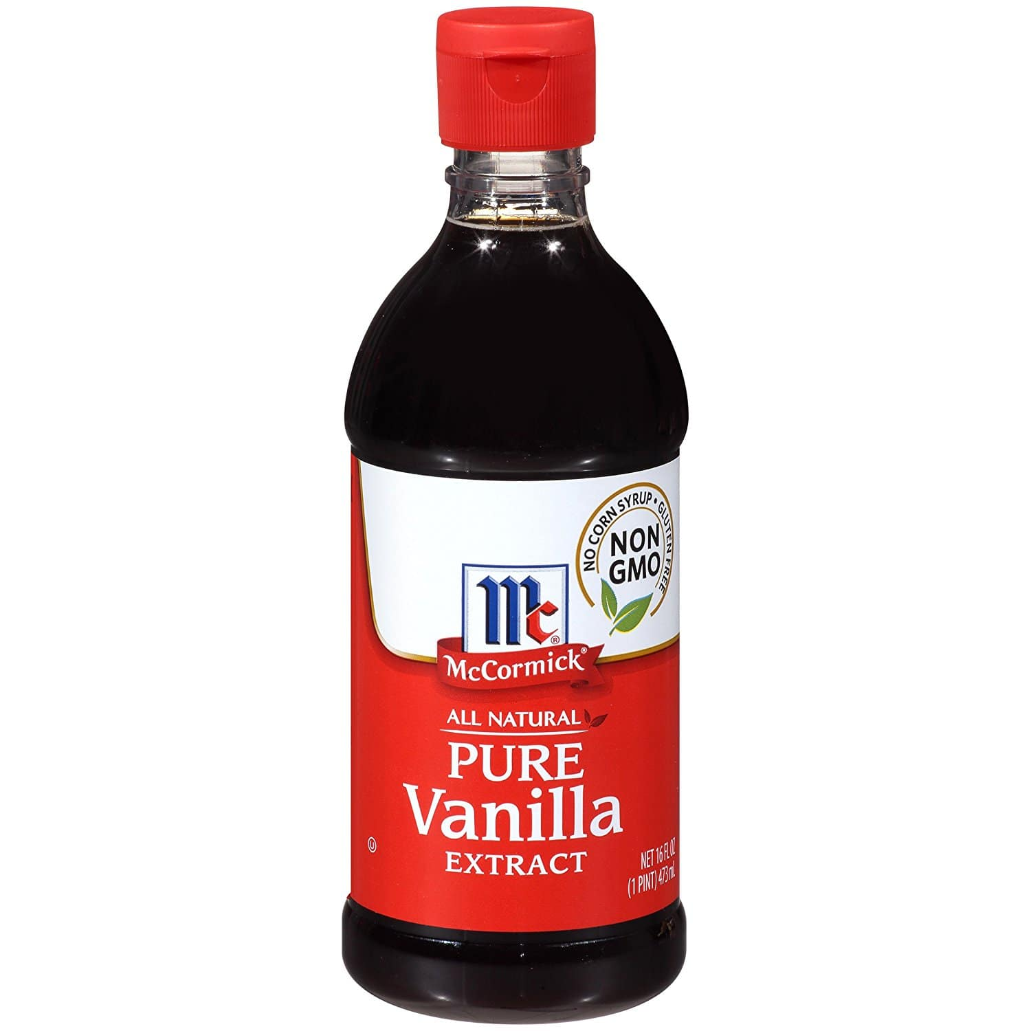 McCormick Pure Vanilla Extract, 16 fl oz $18.93 or lower with SS Amazon $19.93
