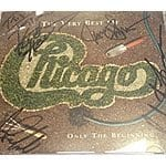 Chicago The Very Best Of: Only The Beginning (Amazon Exclusive Autographed Edition) - $16.99