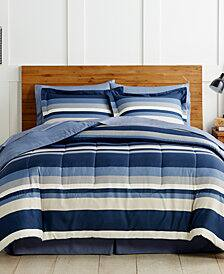 8 Piece Comforter Sets on sale (Macy's) - Various Sizes/Styles; + 25% Off, + f/s $29.25