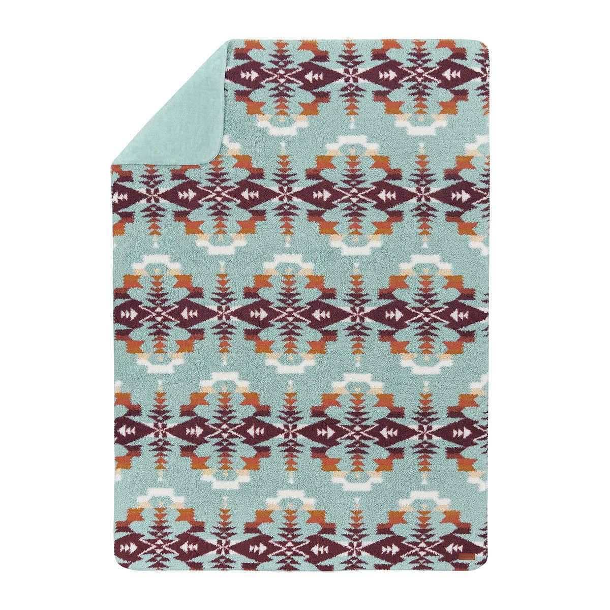 Pendleton Sherpa Fleece Blanket (Sizes: Twin, Queen, King) Starting at $29.99 at Costco