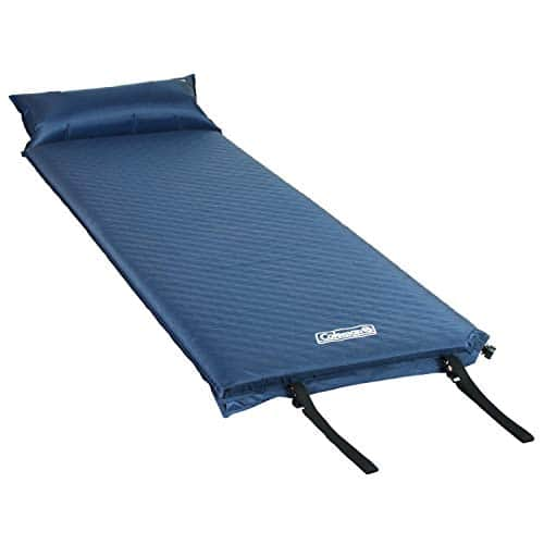 Coleman Self-Inflating Camping Pad with Pillow $29.22