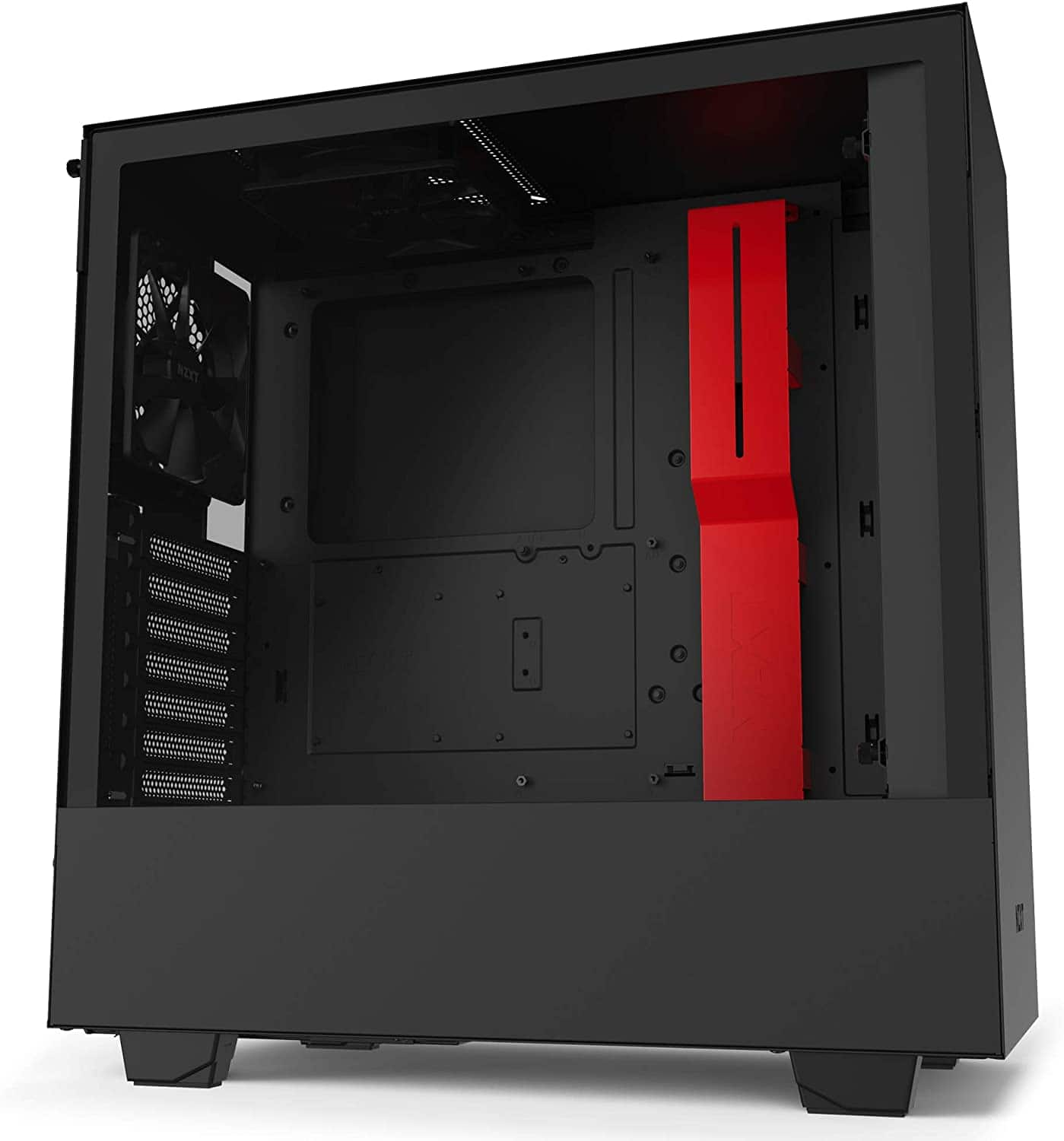 NZXT H510 Compact ATX Mid-Tower Case w/ Tempered Glass $68.83