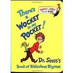 There's a Wocket in My Pocket! Dr Seuss Board Book - $2.50 Prime with $2 digital credit