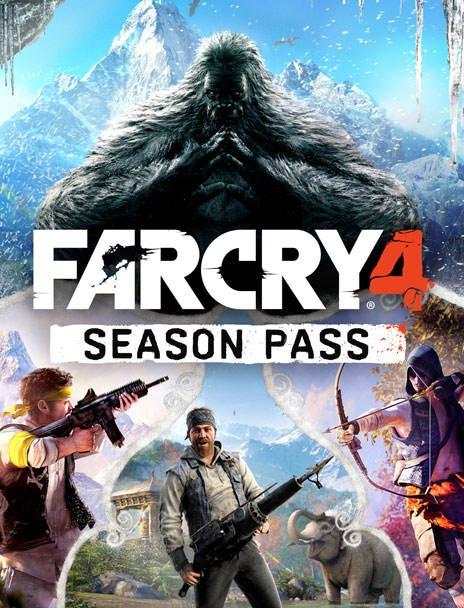 Far Cry 4 Season Pass (Xbox One) / Gamestop / $4.50