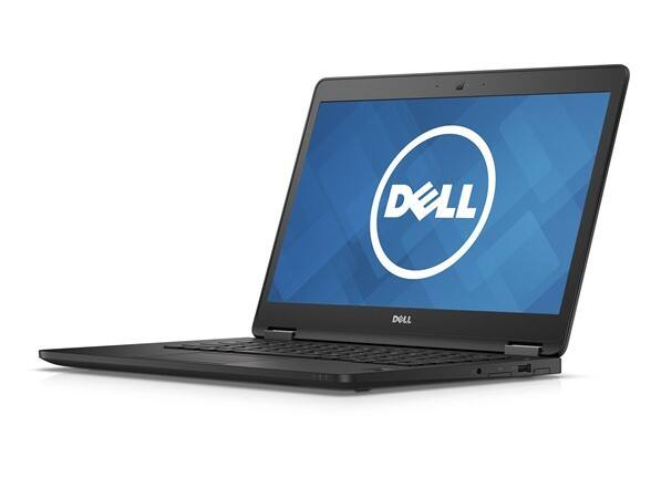 "Dell Latitude E7470 14"" Ultrabook, Quad-HD Touchscreen, Intel Core i7-6600U 2.4GHz, 16GB DDR4, 802.11ac, Bluetooth, Win10Pro (Woot! refurb, $459)"