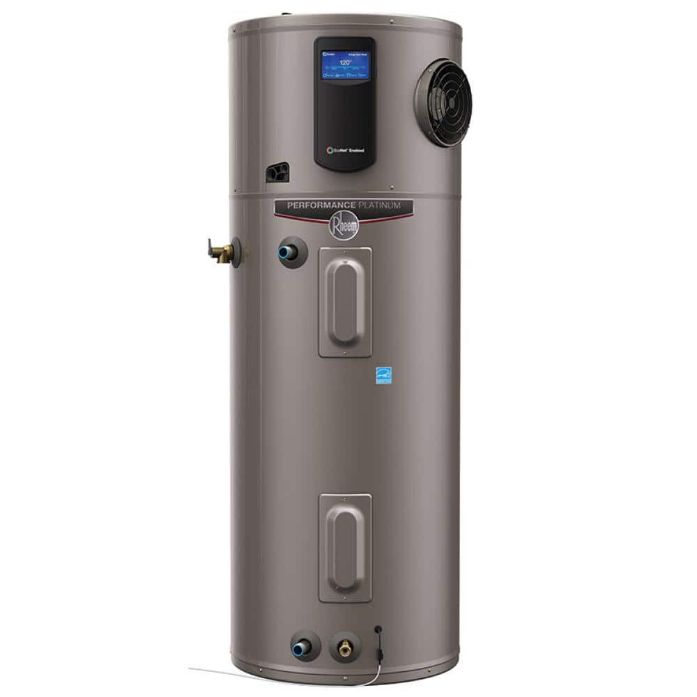 Rheem Hybrid Electric Water Heater: 80-Gallon $1499, 50-Gallon $999  Lowest price for a long time! YMMV