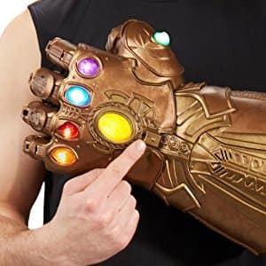 Marvel Legends Series Infinity Gauntlet Articulated Electronic Fist $99.99