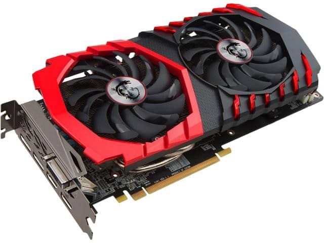 MSI Radeon RX 470 - $172.82 ($255 - $52.38 savings - $30.00 with SHOP15 or TRIPLE15)