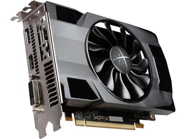 XFX Radeon RX 460 True OC 2GB - $124.98 ($119.99+$4.99 Shipping)