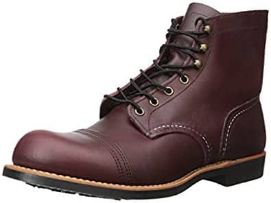 Red Wing Iron Rangers Oxblood size 10-8.5 all below $200