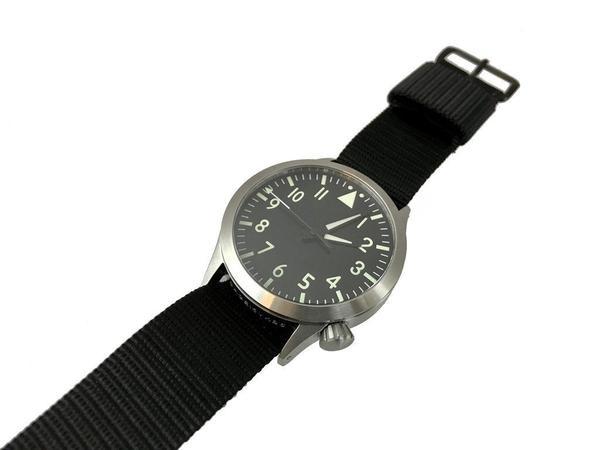 Maratac: Mid Sized Quartz Pilot Watch Sale – $149 ($219)