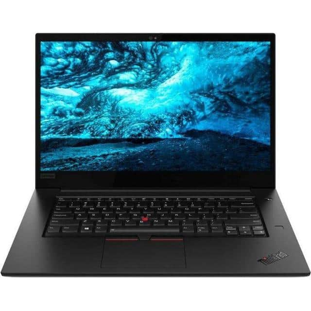 Lenovo Thinkpad X1 Extreme Gen. 2, i7-9750H, 16GB RAM, 4K screen $1372