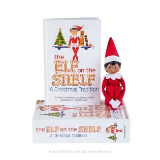 The Elf on the Shelf, doll with book $21.34