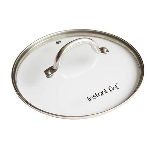 Genuine Instant Pot Tempered Glass lid, Clear – 9 in. (23 cm) – 6 Quart $11.21