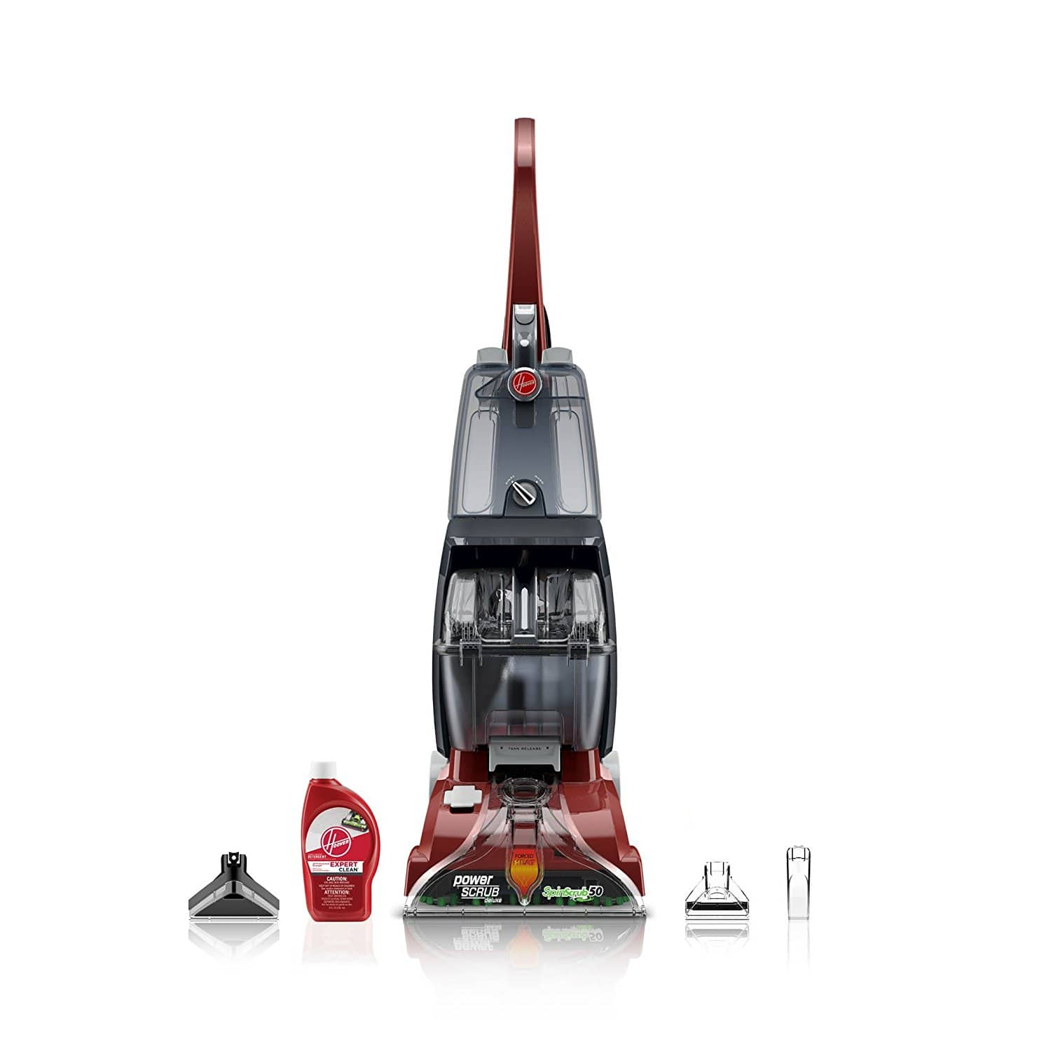 Hoover Power Scrub Deluxe Carpet Washer Slickdeals