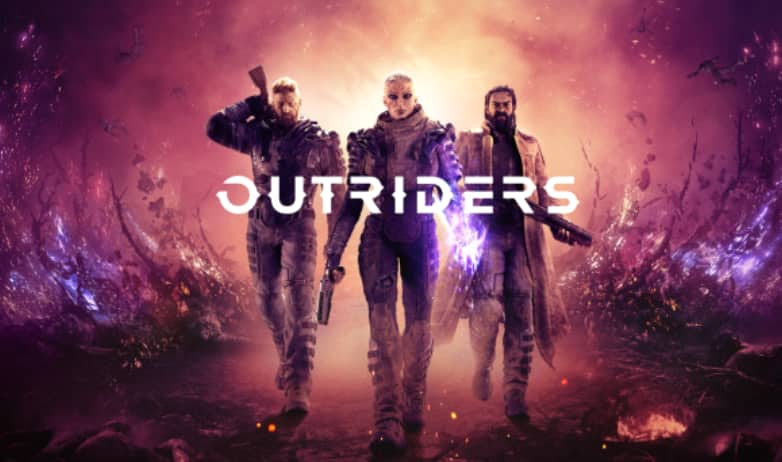Outriders PC  - $47.99