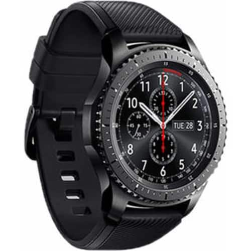 Gear S3 frontier Smartwatch (Large Band) + $100 BB Gift Card $349.99