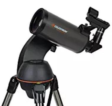 Celestron 90 SLT telescope for $180 on Amazon