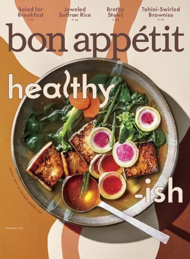 Magazine Subscription for Bon Appetit $4.10