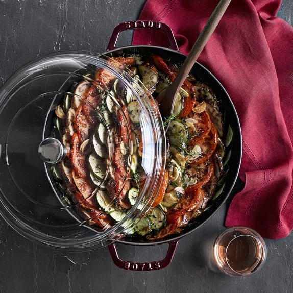Staub Universal Deluxe Pan $99.95 Free Ship @ Williams Sonoma