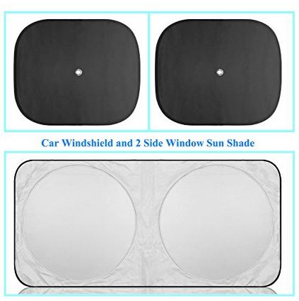Car Windshield And 2 Side Window Sun Shade  7.99 - Slickdeals.net fda9fd56465