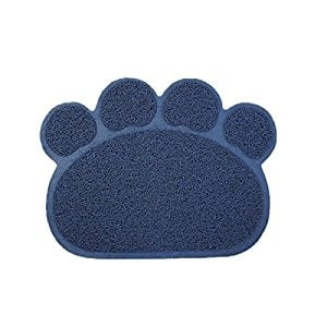 Favorite Soft Rug Cat Paw Litter Mat $7.99