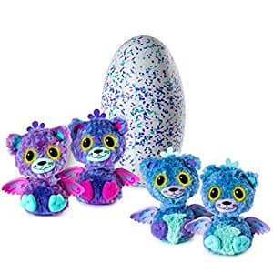 Hatchimals Surprise – Peacat – Hatching Egg with Surprise Twin Interactive Hatchimal Creatures by Spin Master $64.82 + fs