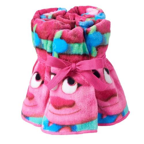 DreamWorks Trolls Hair Hugfest 6-pack Washcloths $7.99