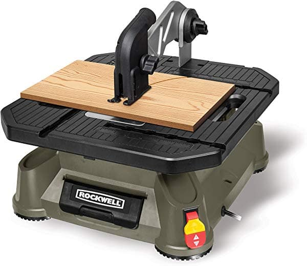 Rockwell Blade Runner X2 Portable Table Saw $72.40