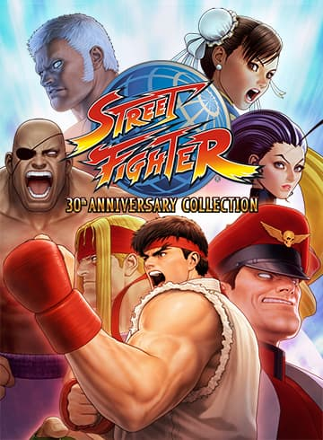 Nintendo Switch Street Fighter 30th Anniversary Digital $14.99