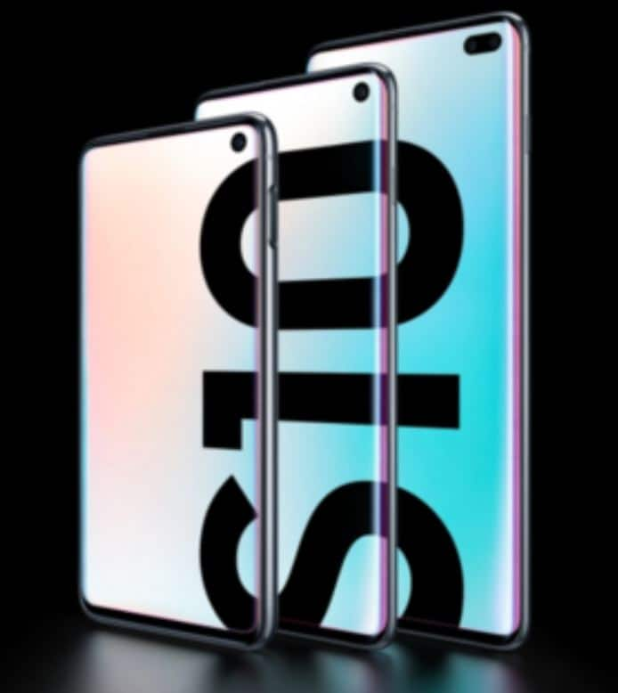 Verizon Samsung Galaxy S10e, S10, S10+ $150 off + free Galaxy Buds (S10, S10+ only) with reservation