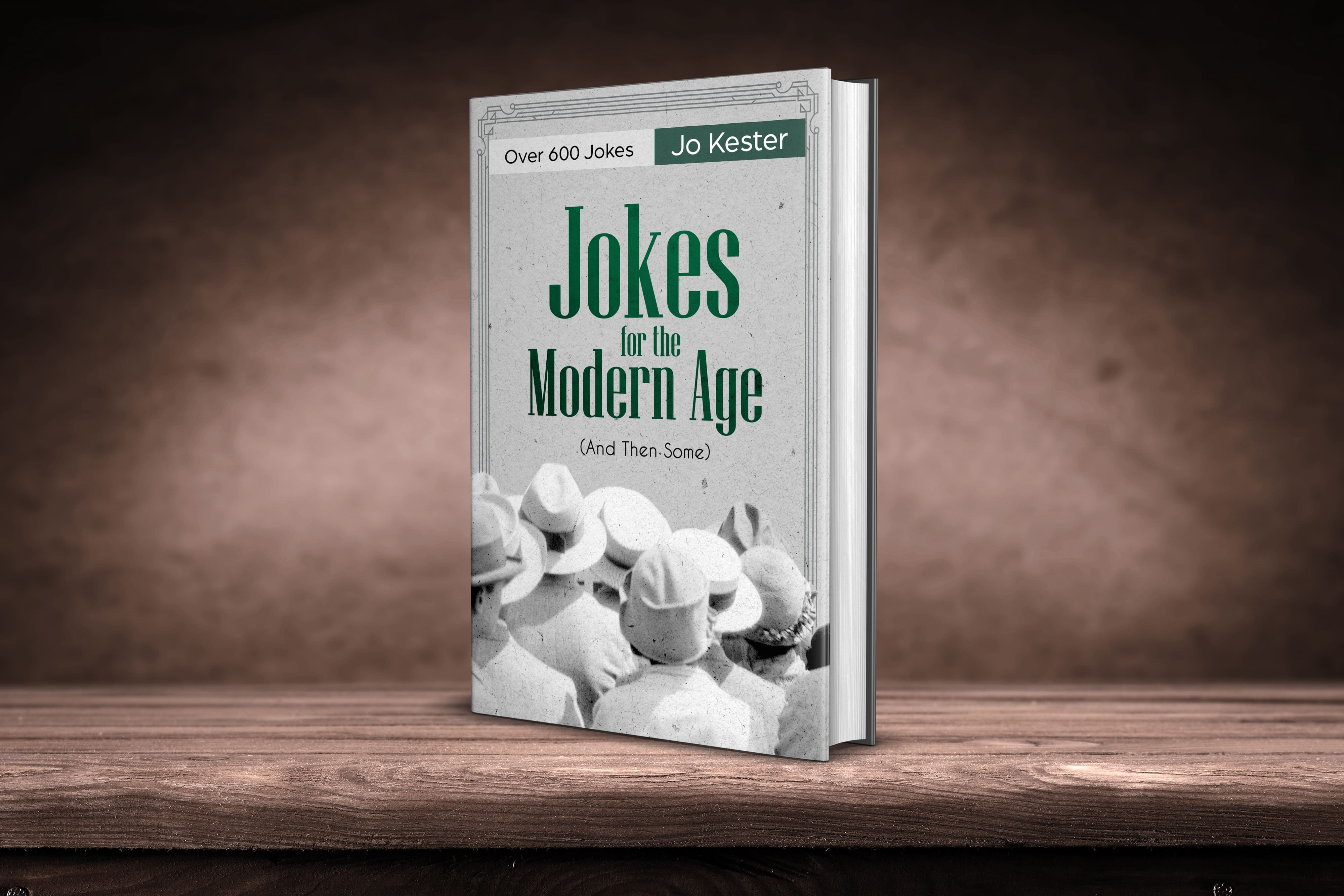 Free Joke Book! Jokes for the Modern Age (And Then Some) Free Kindle download